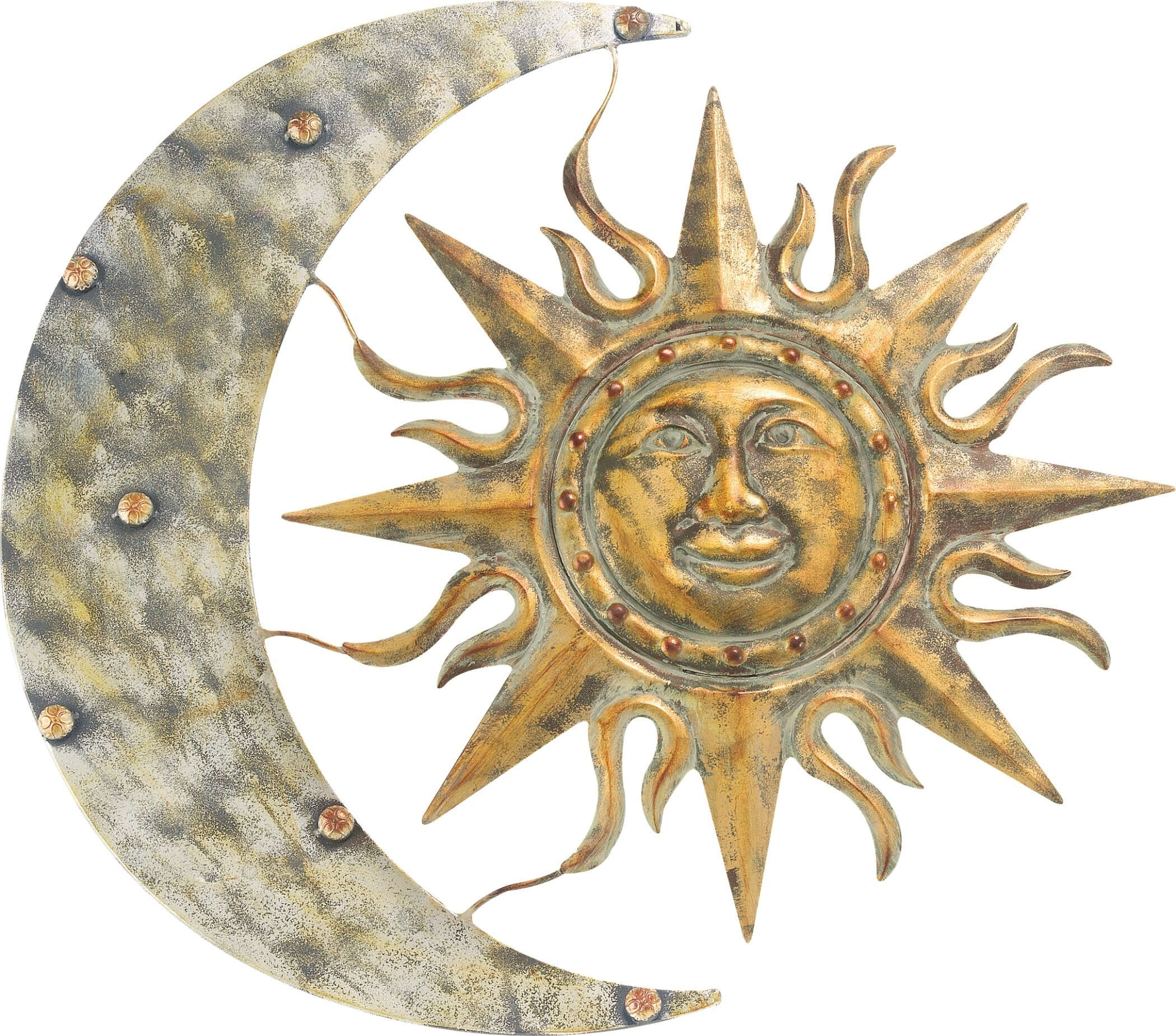 Sun And Moon Outdoor Decor  from visualhunt.com