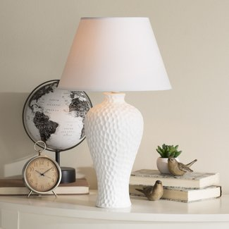 "Belchertown Ceramic Curvy 20.08"" Table Lamp"