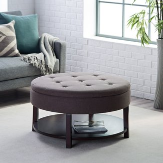 50 Storage Ottoman Coffee Table You Ll Love In 2020