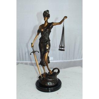 Bernardi Lady Justice Statue
