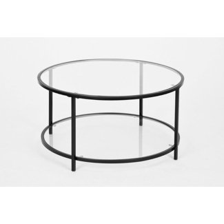 50 Two Tier Glass Coffee Table You Ll Love In 2020 Visual Hunt