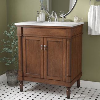 50 Mission Style Bathroom Vanity You Ll Love In 2020