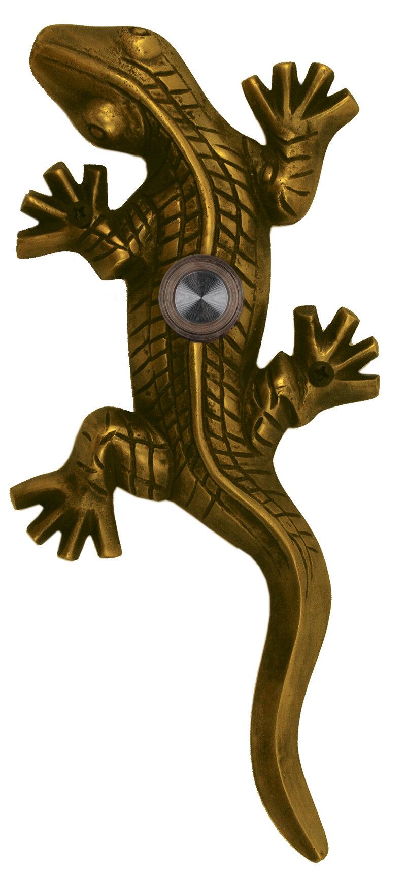 Br Gecko Door Chime On