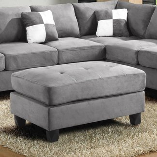 50 Rectangular Ottoman Coffee Table You Ll Love In 2020 Visual Hunt