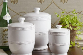 Decorative Kitchen Canisters Sets
