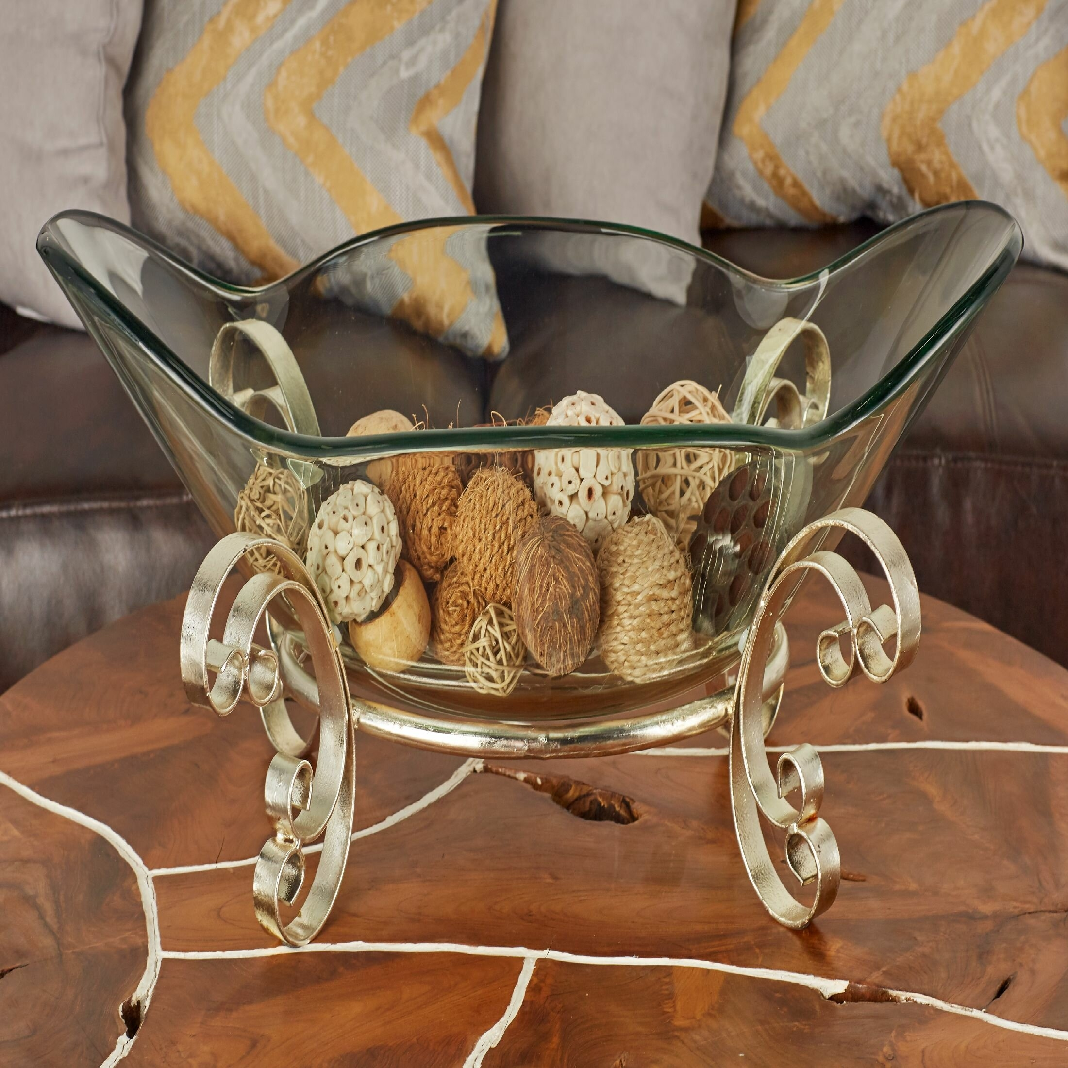 Decorative Glass Bowls Visual Hunt