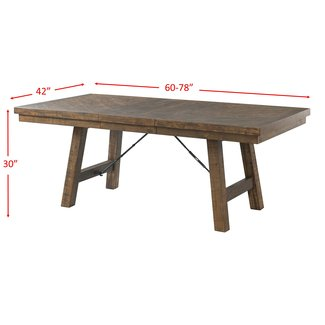 Dearing Extendable Dining Table