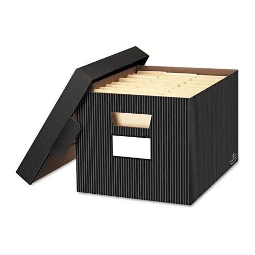 Decorative Corrugated Storage Box
