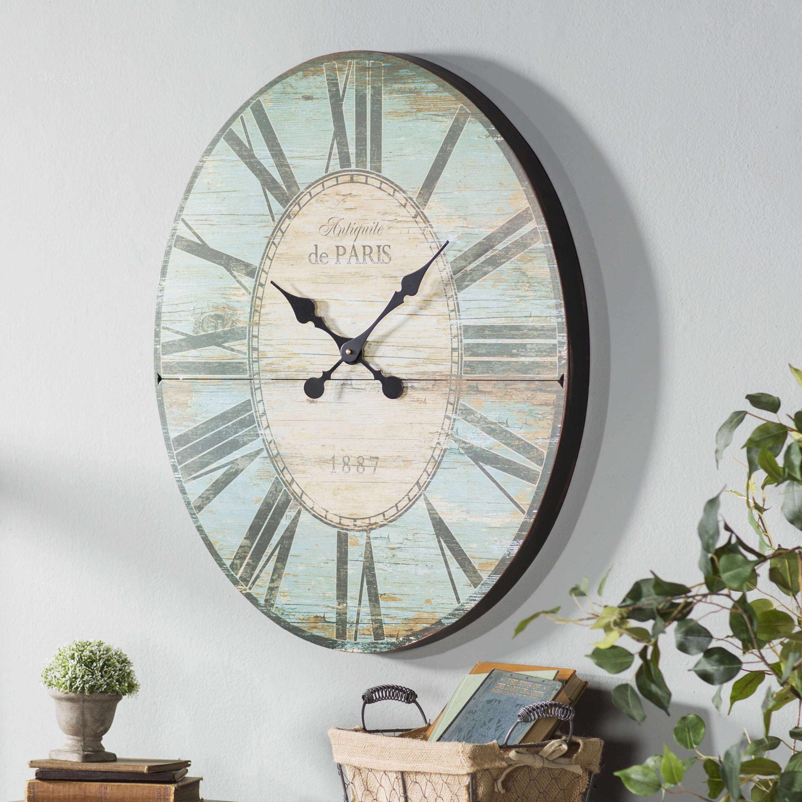 Extra Large Decorative Wall Clocks Visual Hunt