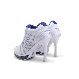 Nike High Heels Shoes Real Or Fake Visual Hunt