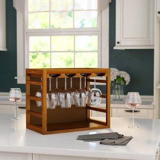 Ellie Tabletop Wine Glass Rack