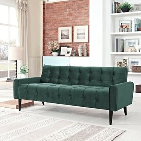 Stupendous 50 Emerald Green Sofa Youll Love In 2020 Visual Hunt Andrewgaddart Wooden Chair Designs For Living Room Andrewgaddartcom