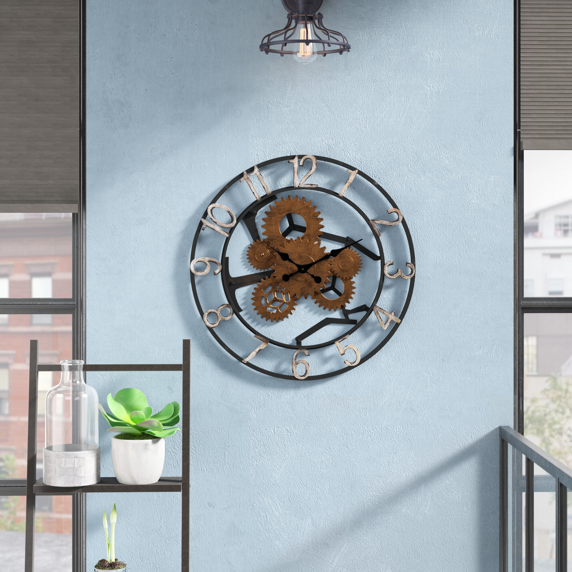 50 Extra Large Decorative Wall Clocks You Ll Love In 2020