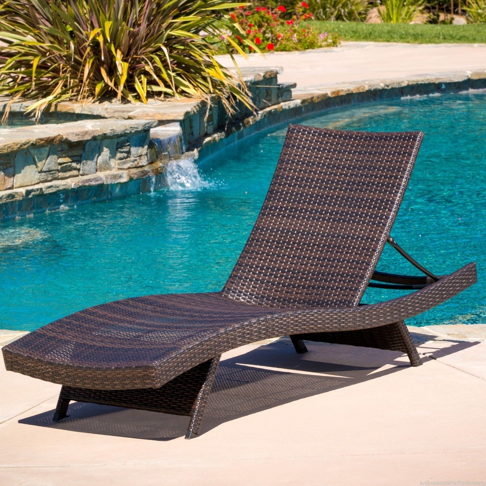 In Water Pool Lounge Chairs You Ll Love In 2021 Visualhunt