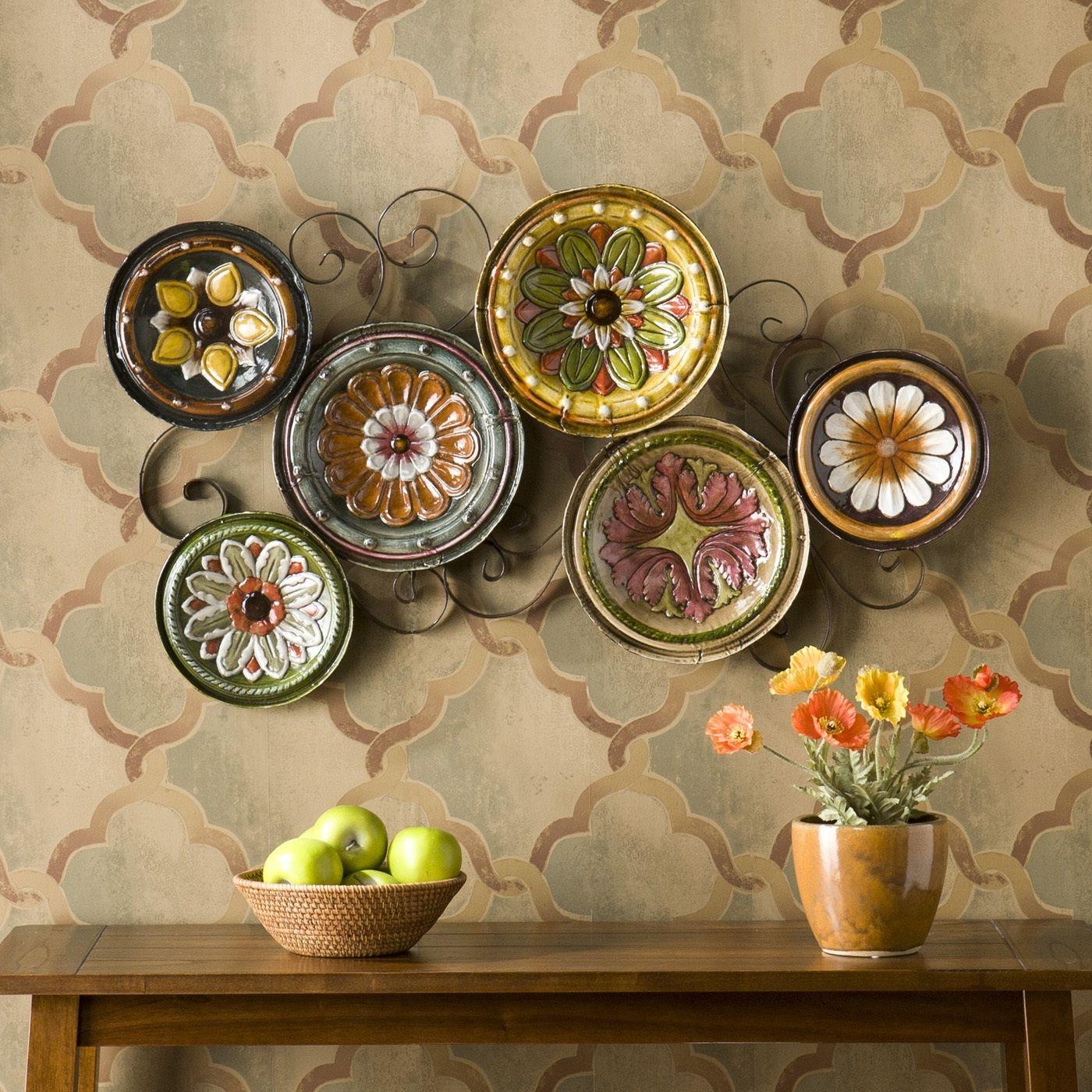 Decorative Plates To Hang On Wall Visual Hunt