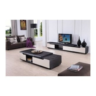 TV Stand Coffee Table Set - Visual Hunt
