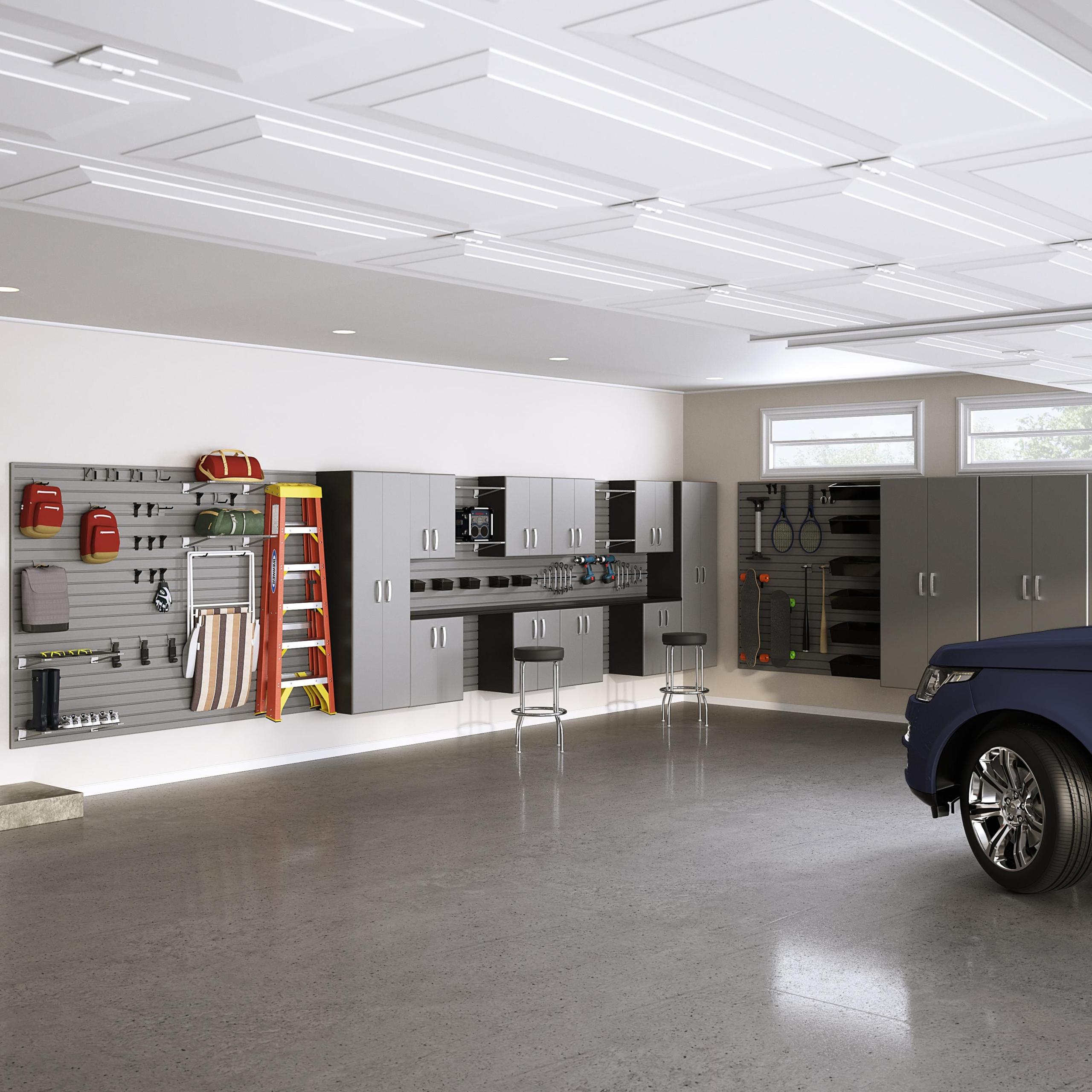 Garage Storage Cabinet Set