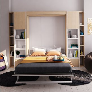Gautreau Queen Murphy Bed
