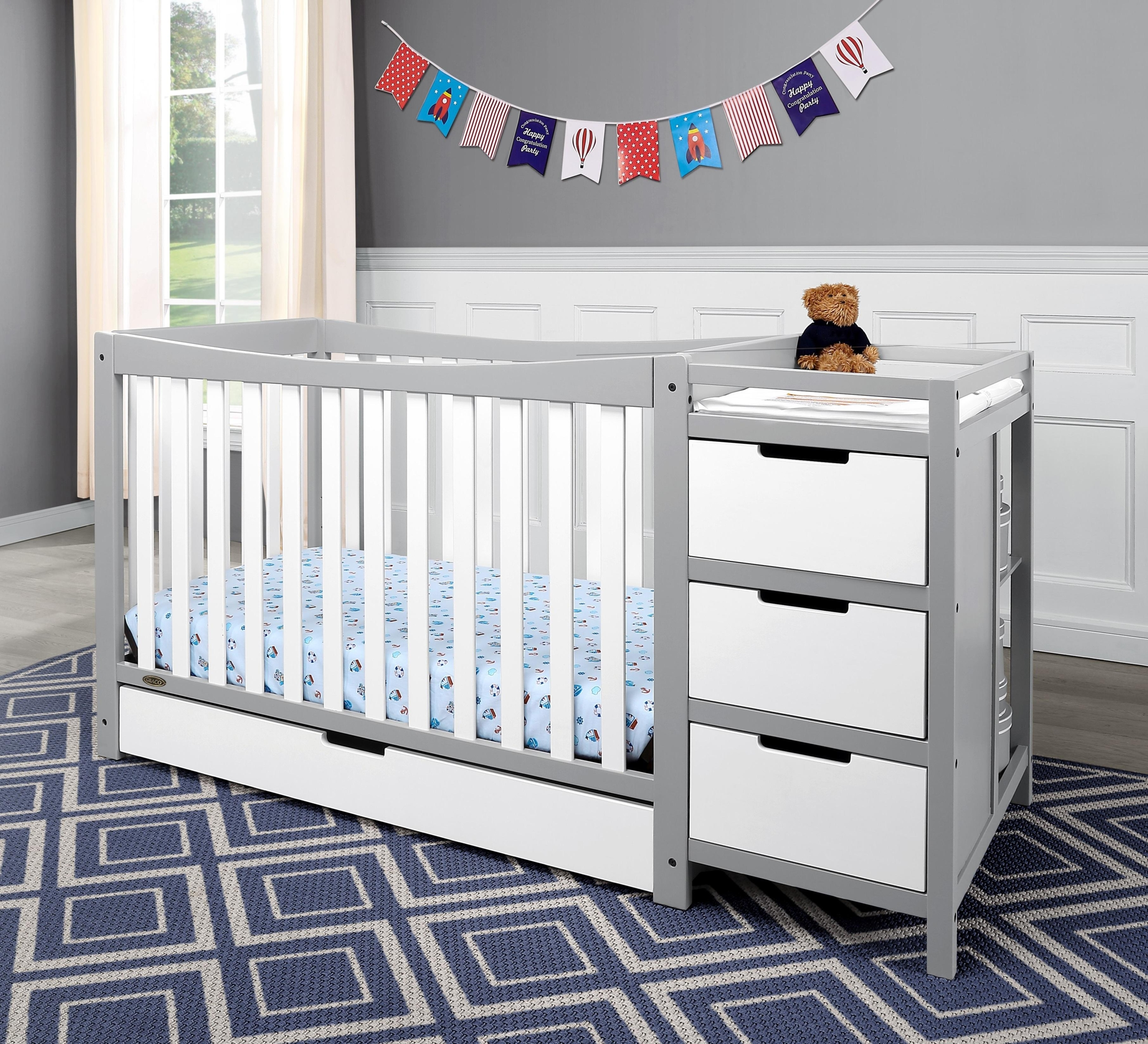 50 Crib Changing Table Combo You Ll Love In 2020 Visual Hunt