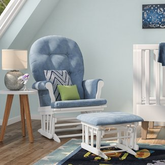 Marvelous 50 Glider Rocker Replacement Cushions Youll Love In 2020 Uwap Interior Chair Design Uwaporg