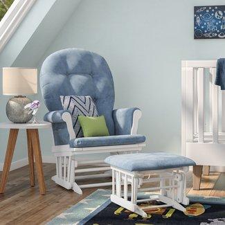 Sensational 50 Glider Rocker Replacement Cushions Youll Love In 2020 Machost Co Dining Chair Design Ideas Machostcouk