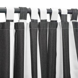 Hallmark Outdoor Single Curtain Panel