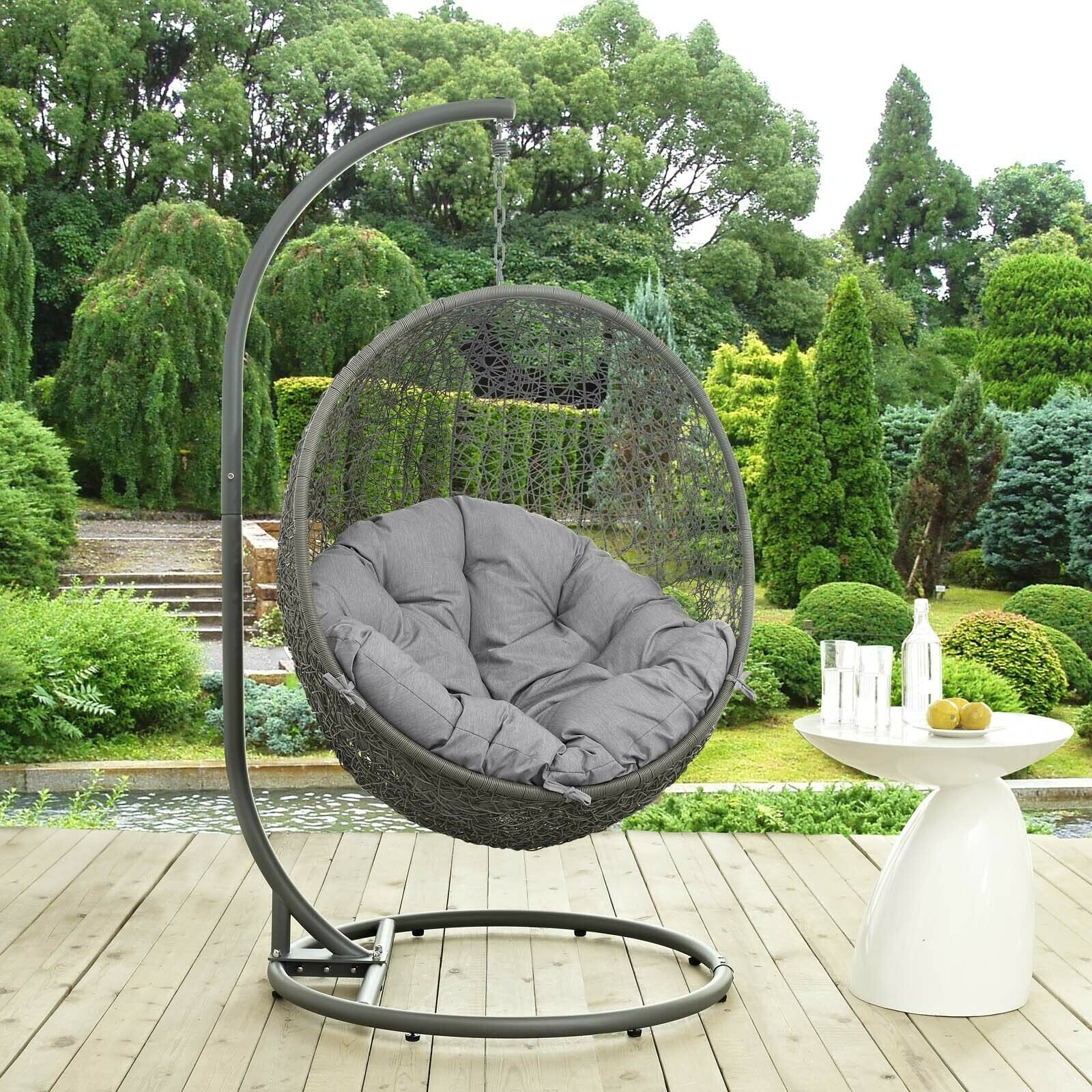 50+ Hammock Chair with Stand You'll Love in 2020 - Visual Hunt