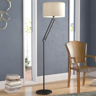 "High Littleton 50.5"" Task Floor Lamp"