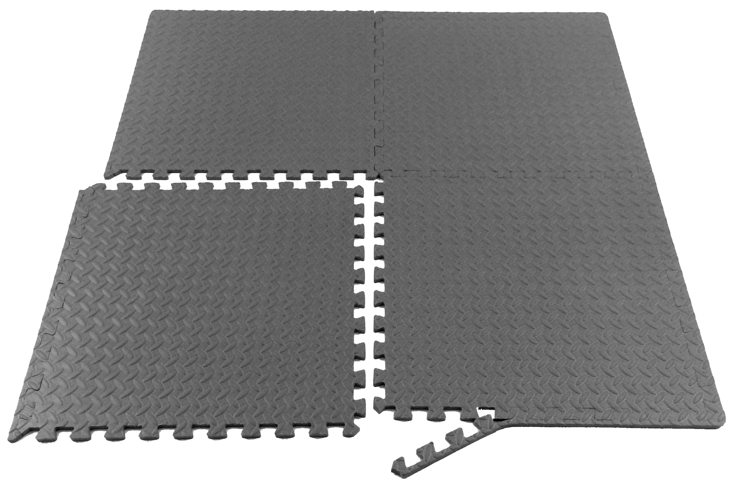 Home Gym Puzzle Exercise Mat