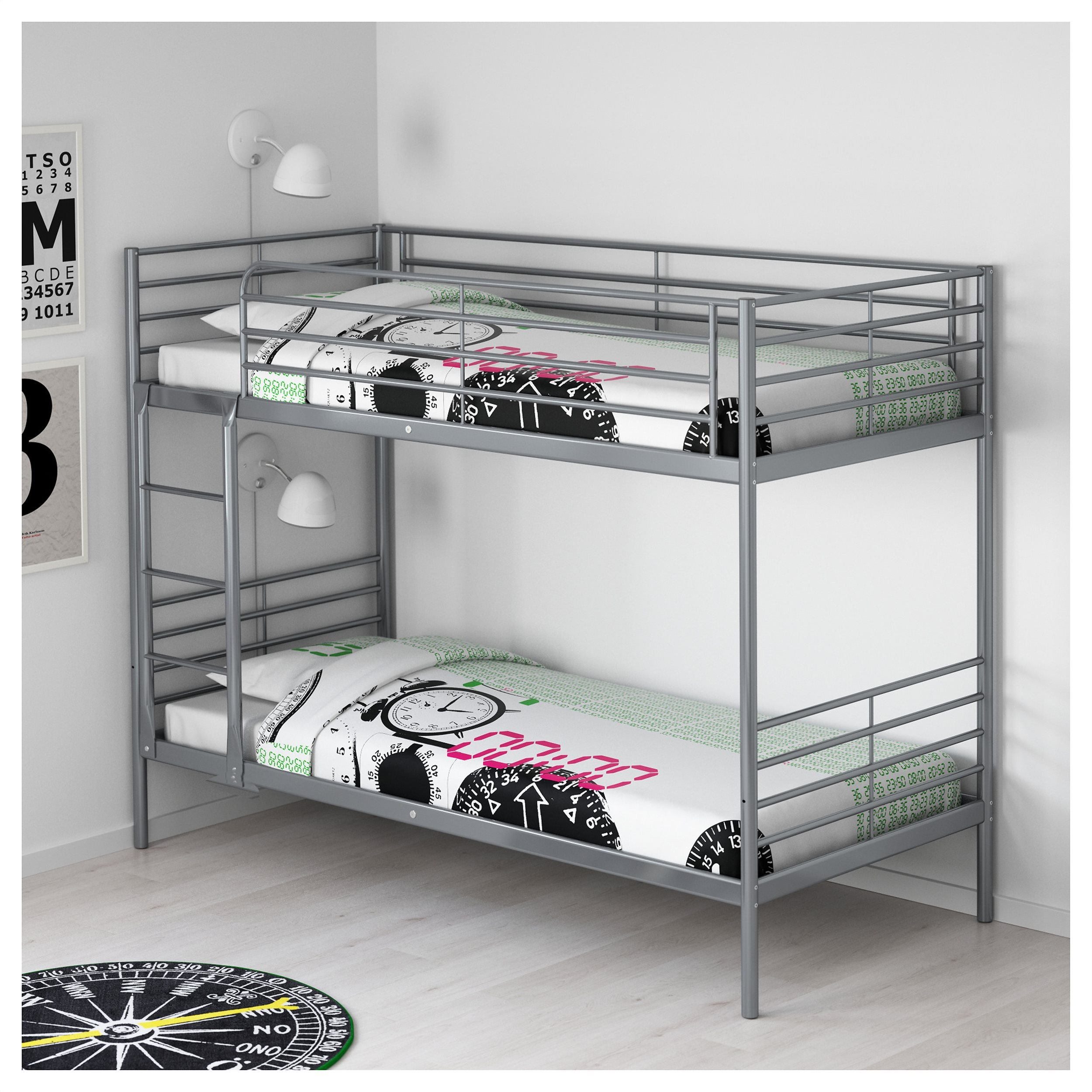 Ikea bunk beds visual hunt - Literas para adultos ...