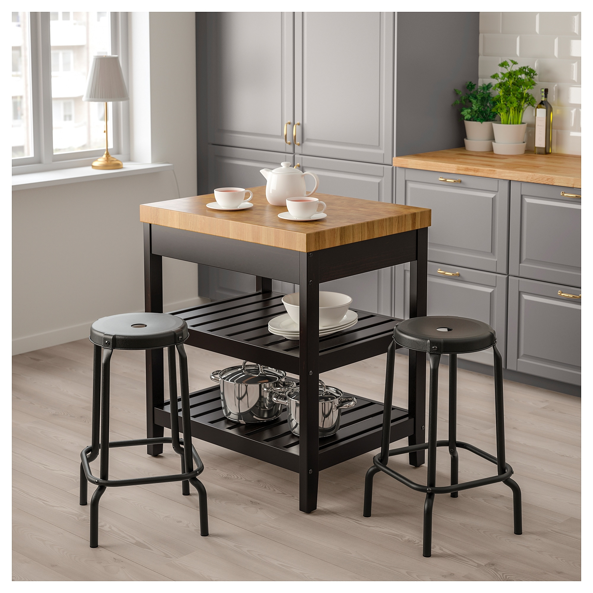 Ikea Ilot Cuisine: 50+ IKEA Kitchen Islands You'll Love In 2020