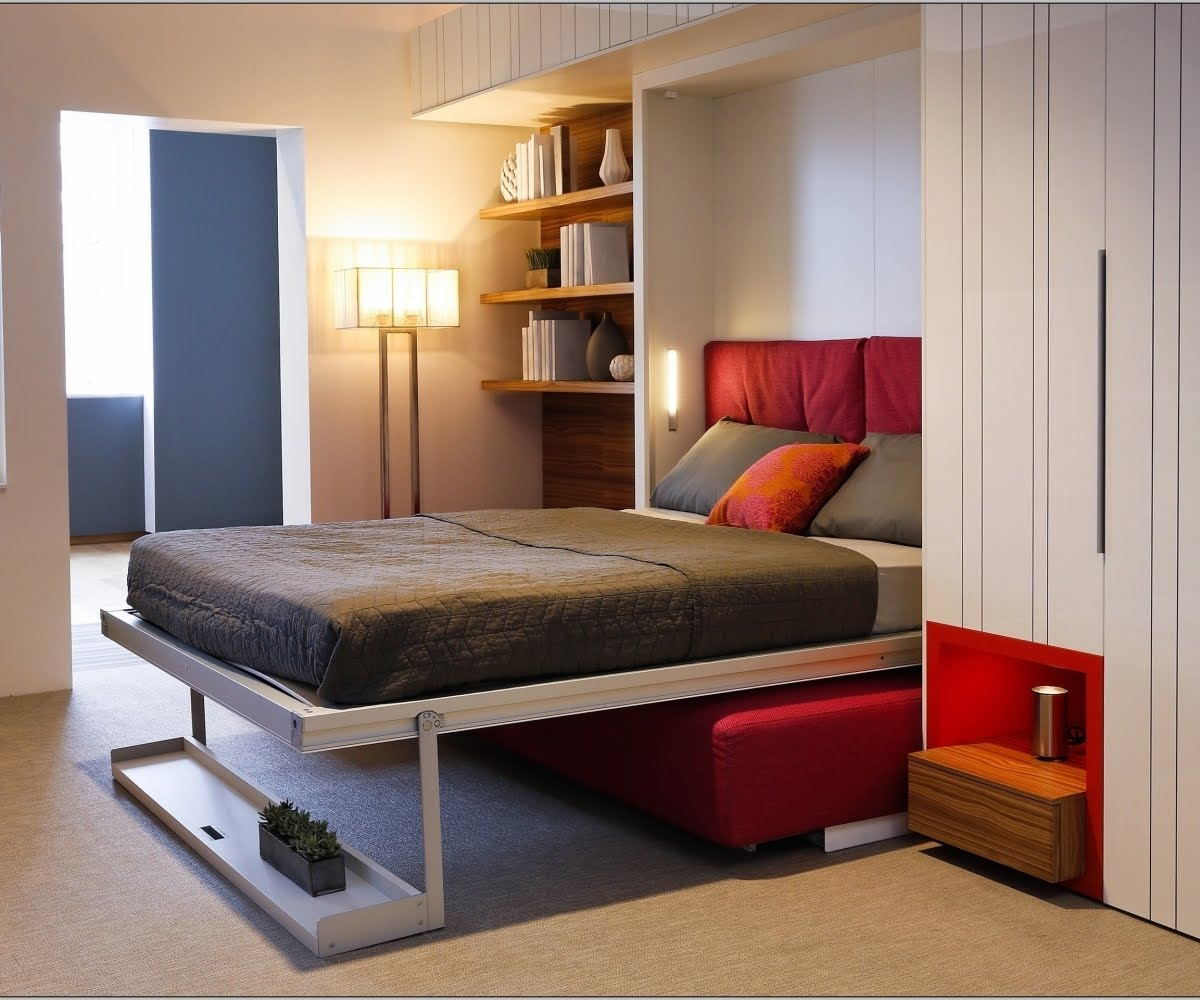 Free Standing Murphy Bed You Ll Love In 2021 Visualhunt
