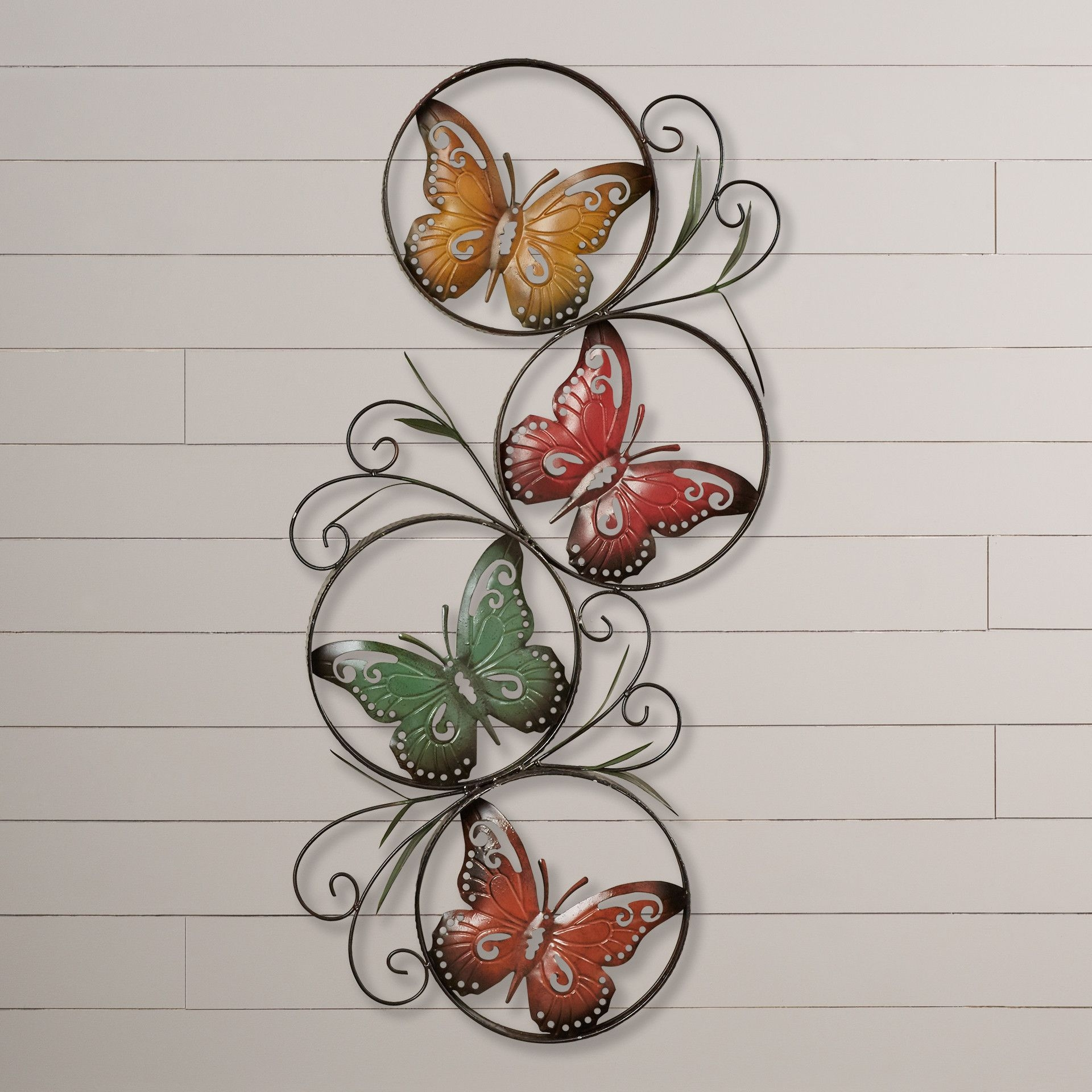 Metal Butterfly Wall Decor You'll Love in 2021 - VisualHunt