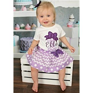 Its Your First Birthday Outfits Girl Make It Memorable