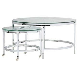 Joel 2 Piece Coffee Table Set