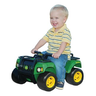 John Deere Buck Push/Scoot ATV