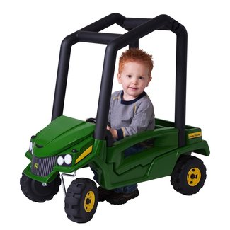 John Deere Get Around Gator Push/Scoot ATV