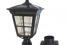 Cast Aluminum Lamp Post