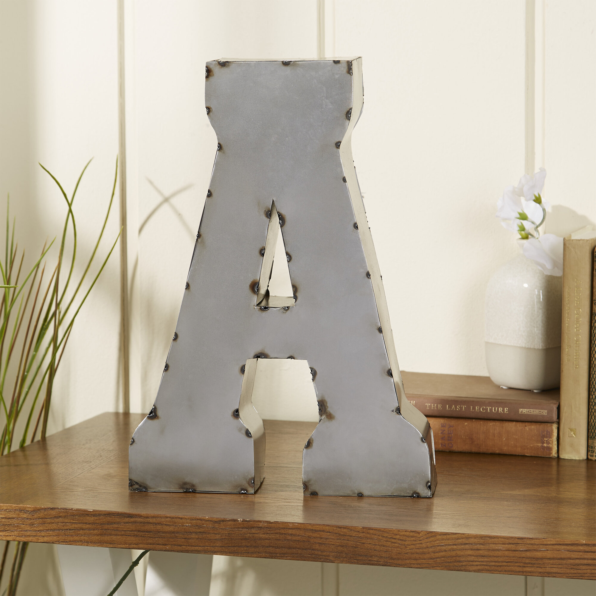 Large Letter Blocks