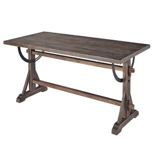 Laureen Solid Wood Dining Table