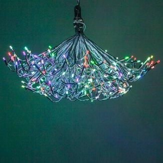LED Starburst Branches Lighting and Multi-Function Remote