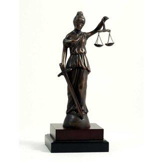 Lewallen Lady Justice Figurine