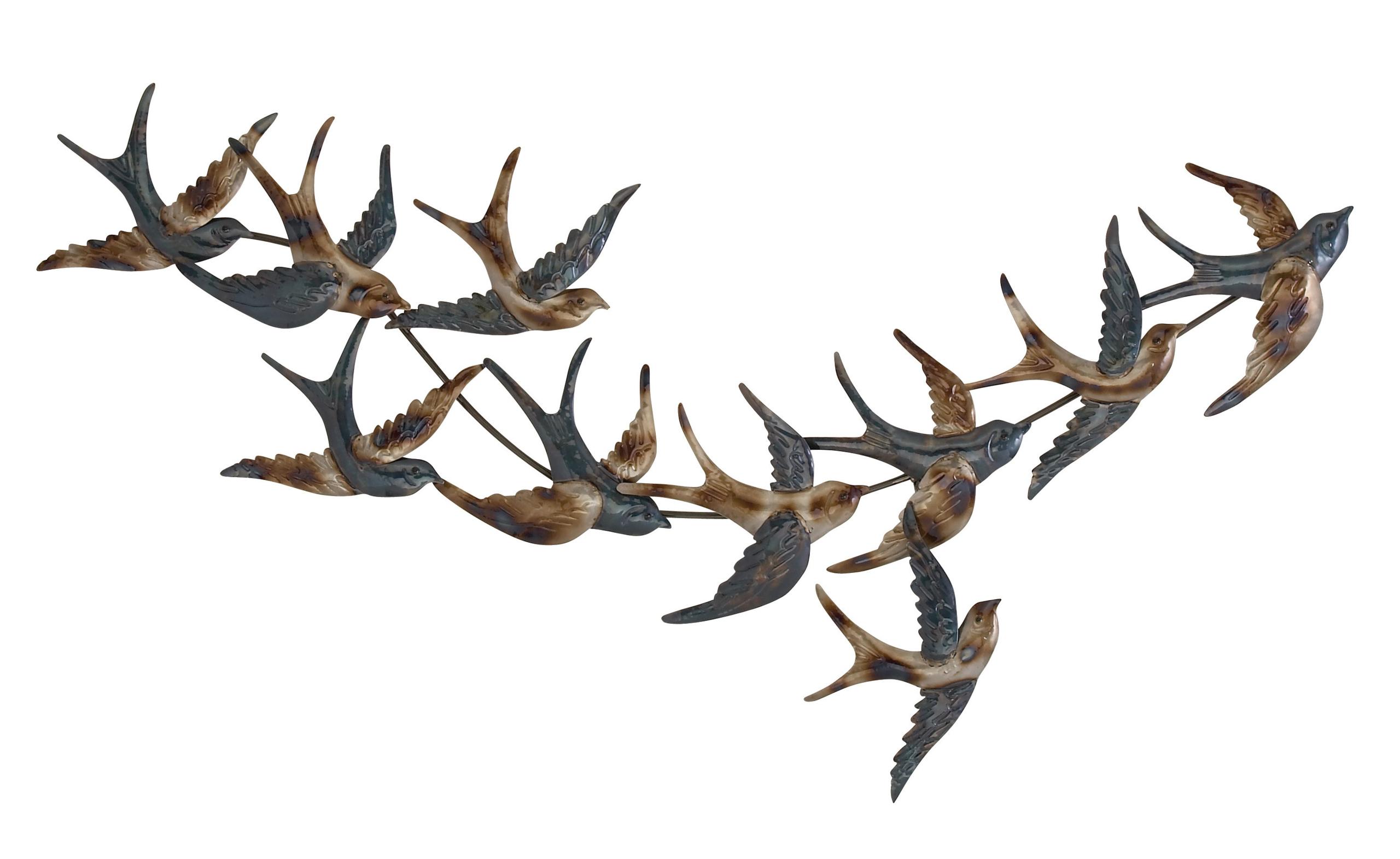 Metal Bird Wall Decor You'll Love in 2021 - VisualHunt