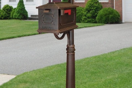 Decorative Residential Mailboxes