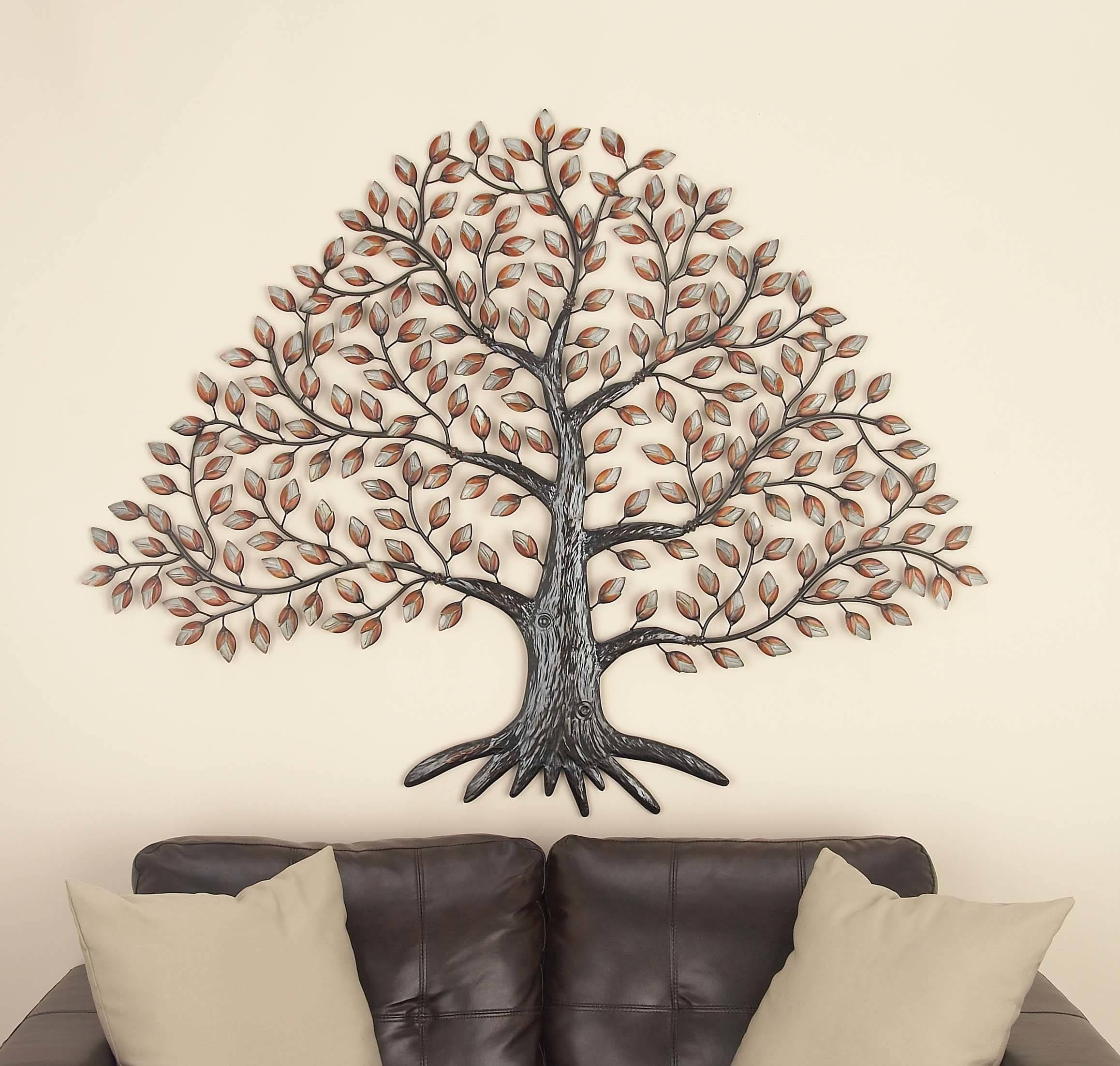 50 Metal Tree Wall Decor You Ll Love In 2020 Visual Hunt