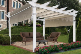Outdoor Pergola Kits