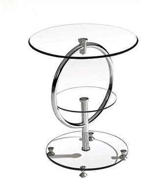 Pleasant 50 Two Tier Glass Coffee Table Youll Love In 2020 Visual Machost Co Dining Chair Design Ideas Machostcouk