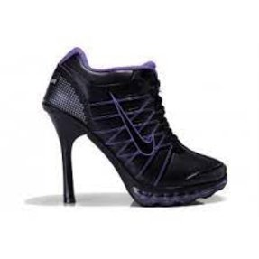 claro Destruir Lima  Nike High Heels Shoes - Real or Fake? - Visual Hunt