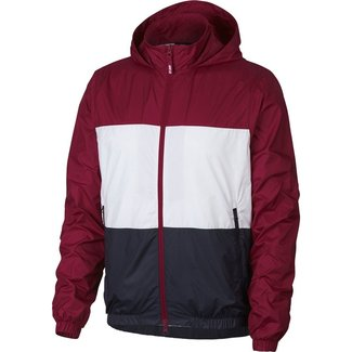 NIKE SB Shield Windbreaker Red Crush Size S