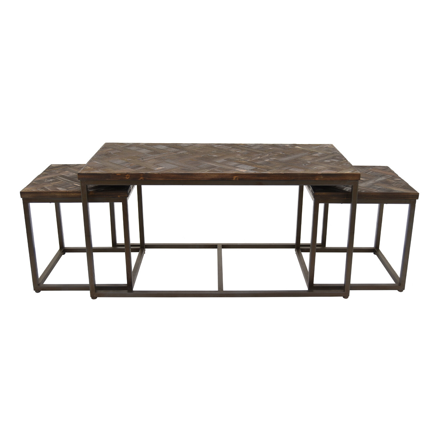 Nesting Coffee Table You Ll Love In 2021 Visualhunt